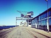 Nordhavn i solskin
