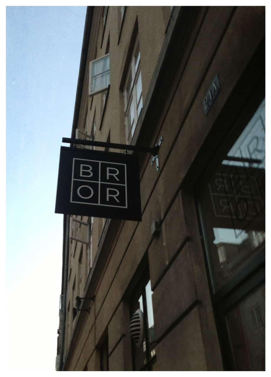 Restaurant BROR