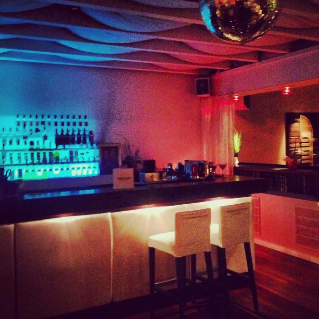Baren på Ocean Club