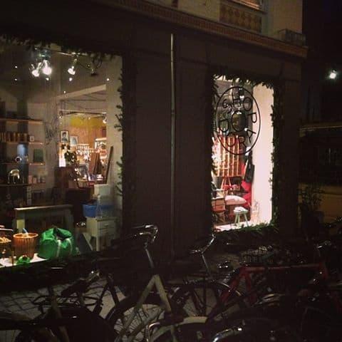 Shop Dora Værnedamsvej