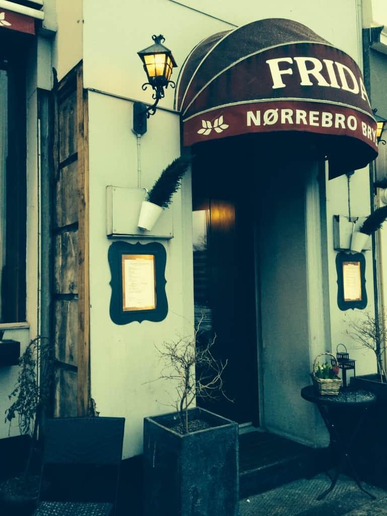 Fridas facade