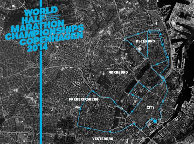 Rute VM_halvmarathon 2014