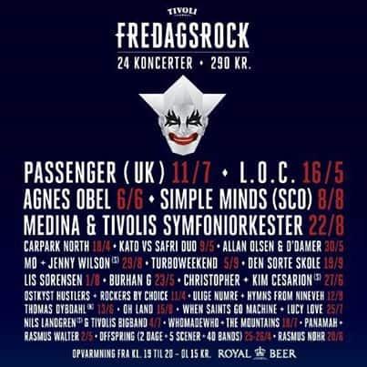 Fredagsrock 2014