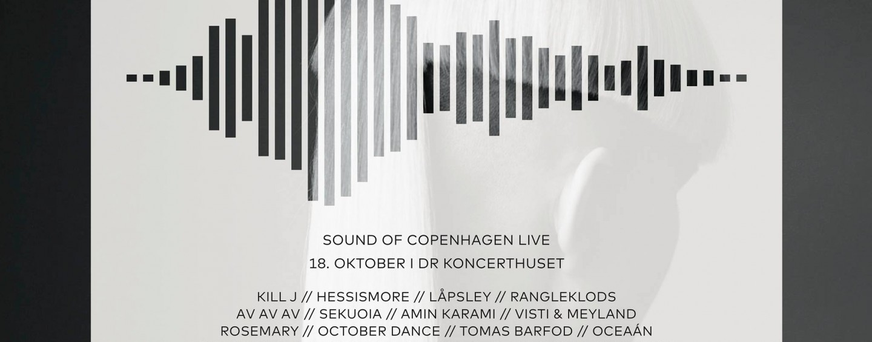 VOXPOP fra Sound of Copenhagen, Koncerthuset 18.10.14