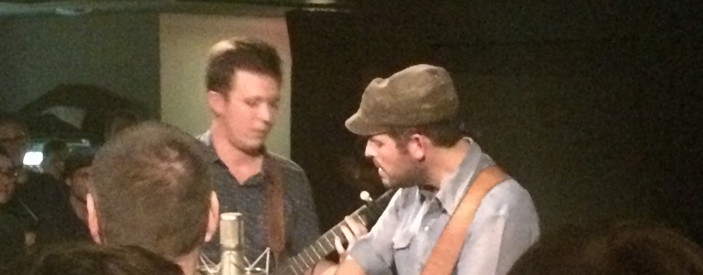Gregory Alan Isakov, Ideal Bar, 311014
