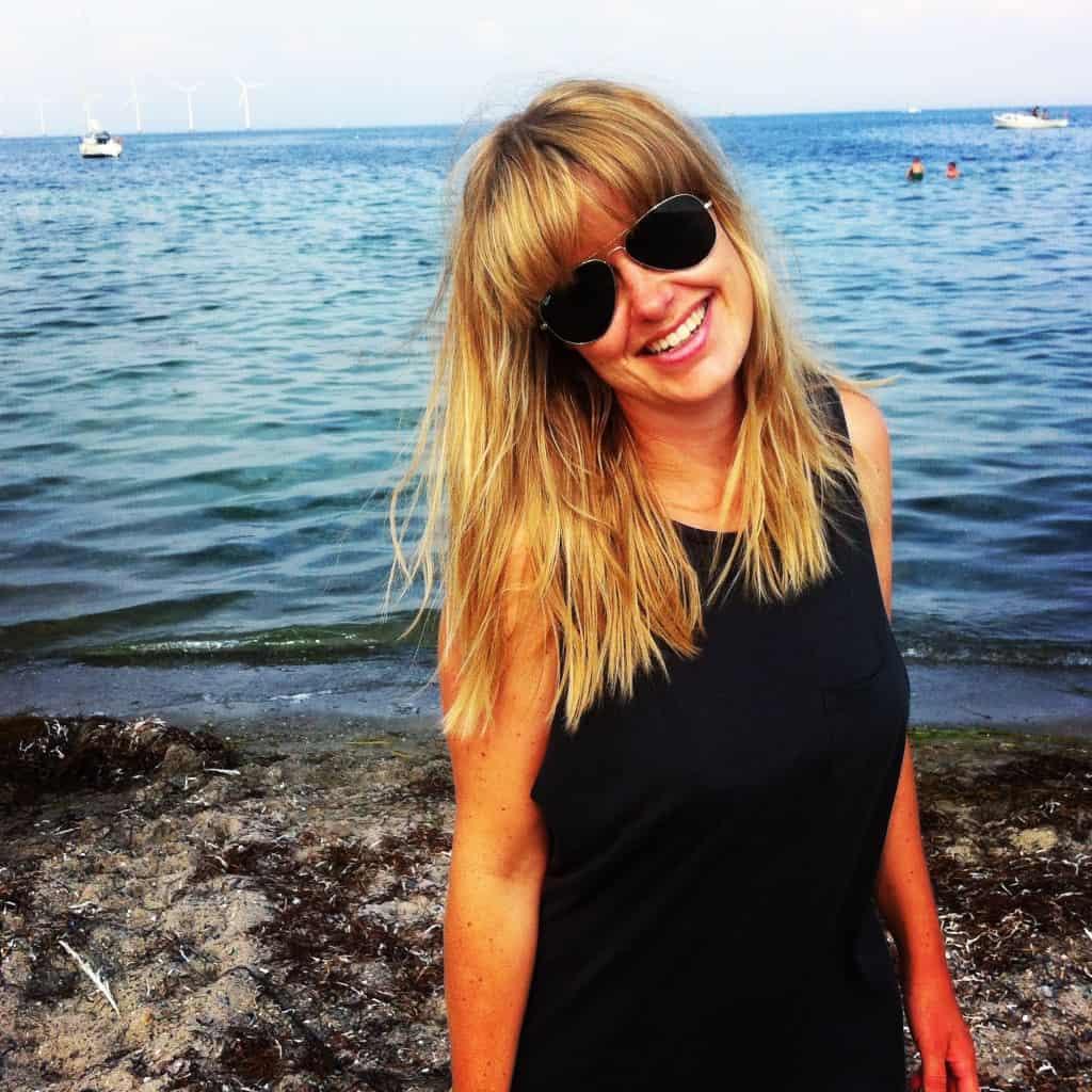 Maria Holch Skriver ny blogger hos LoveCopenhagen skriver om mad, kunst og Amager