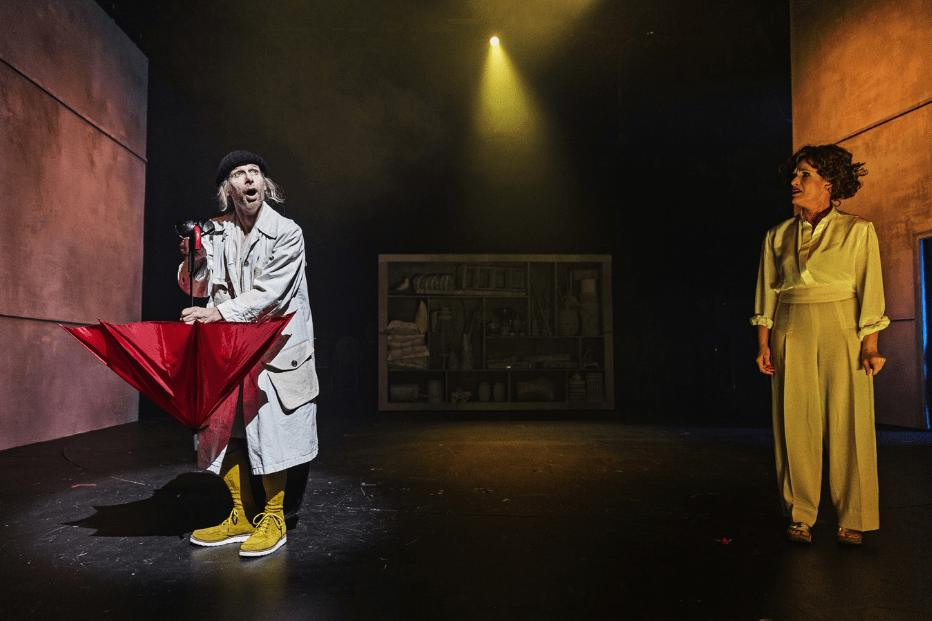 Mågens teaterstykke på Nørrebro Teater