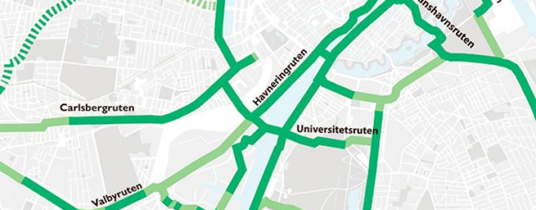 GRØNNE CYKELRUTER / GREEN BIKE RIDES