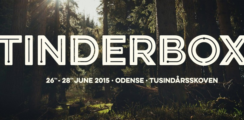 SPLINTERNY FESTIVAL – TINDERBOX!