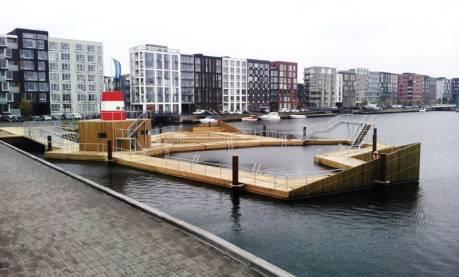 koralbadet ved slusehavnen er et havnebad i københavn