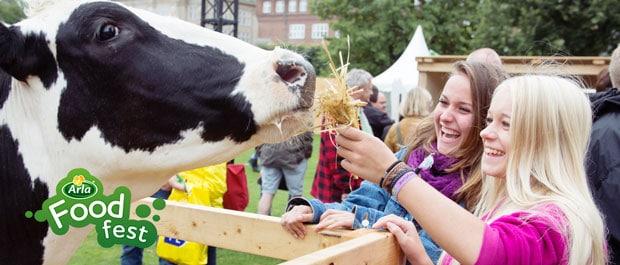 Arla food festival