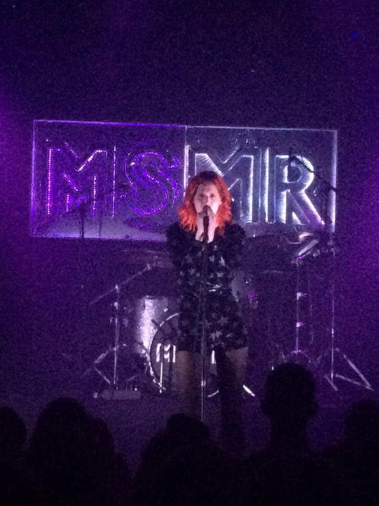 MS/MR, live at Pumpehuset