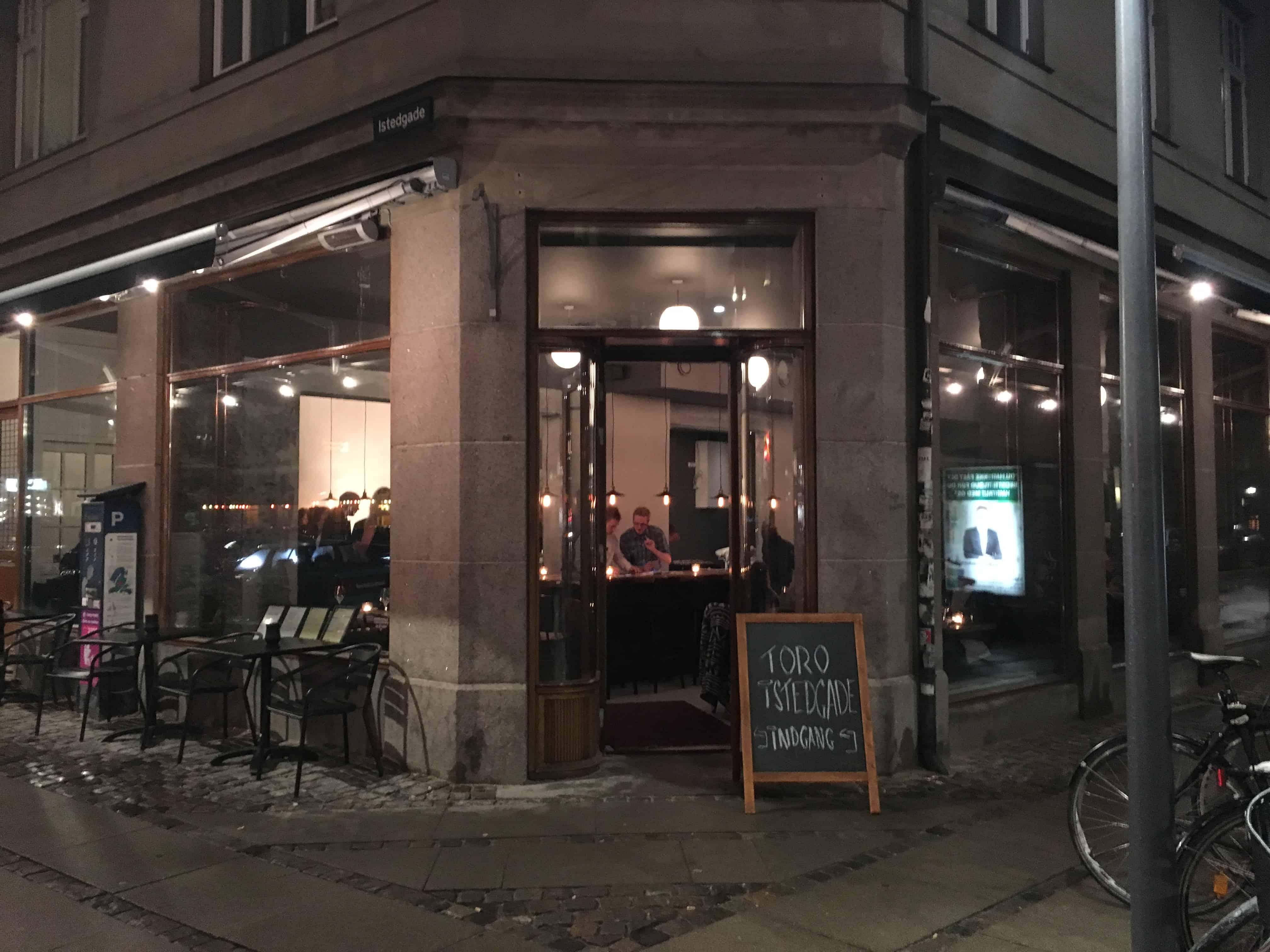 restaurant istedgade københavn