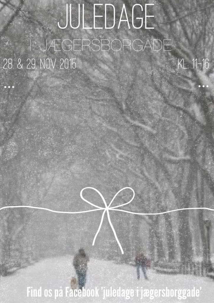 juledage i jægersborggade