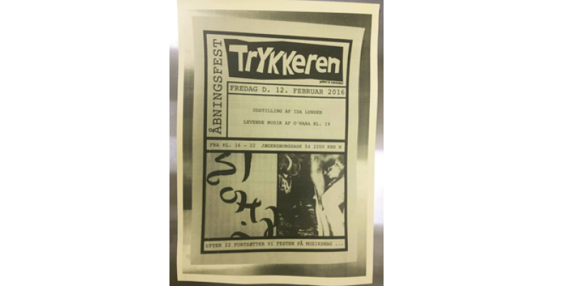 TrykkerTøsen flytter tilbage til Jægersborggade