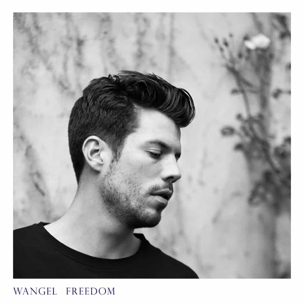 Wangel - Freedom (album) cover