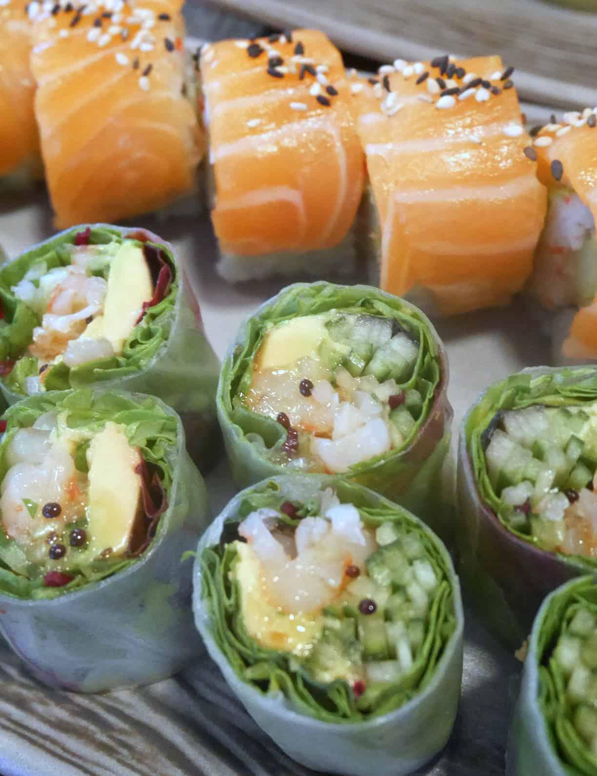 Dinner Sushi 4