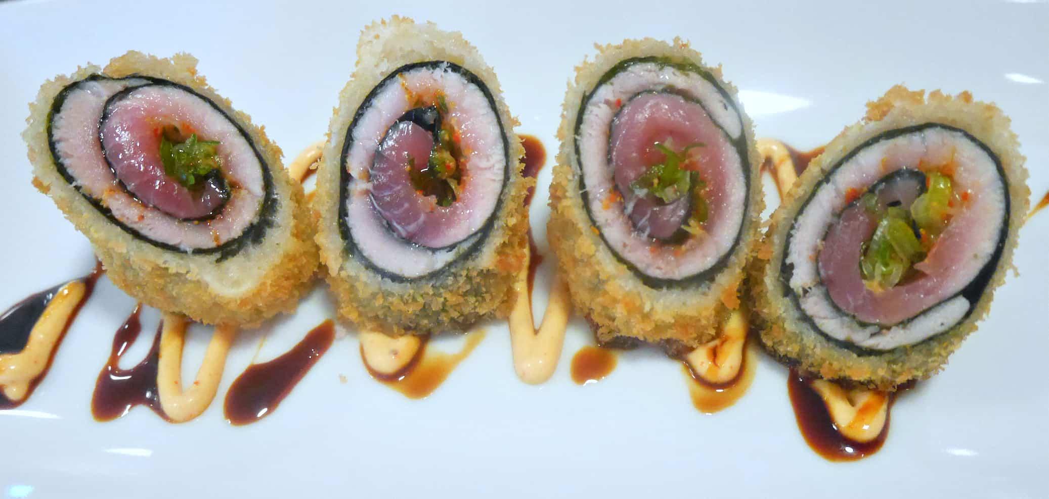 Dinner Sushi 6