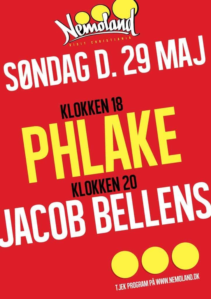PHLAKE OG JACOB BELLENS