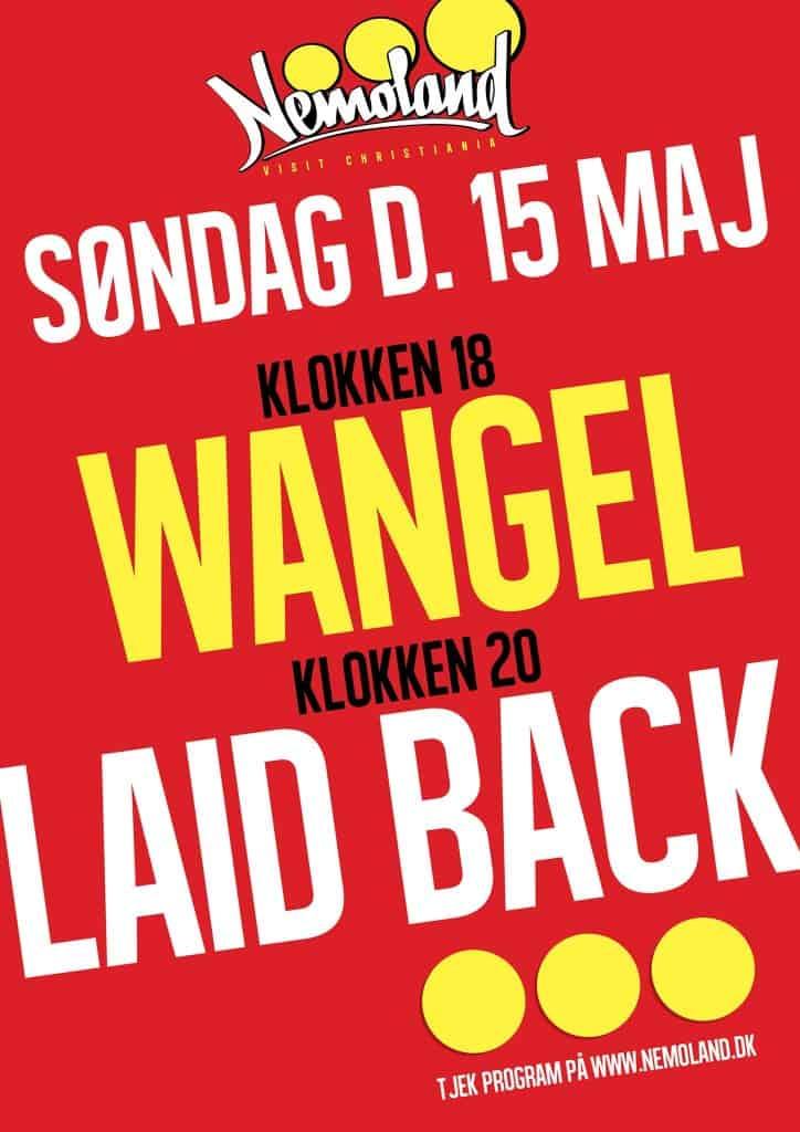 Wangel og Laid Back