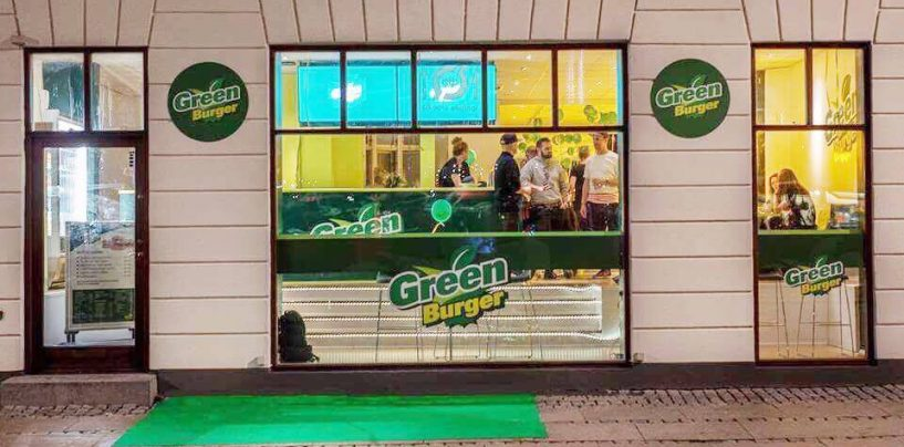 Green Burger – en plantebaseret burgerbar for alle