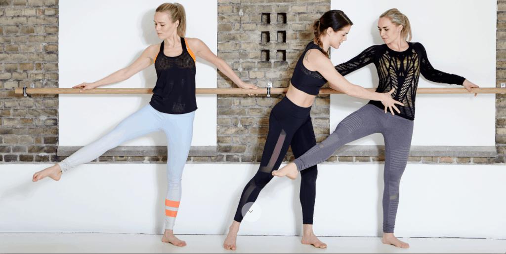 fitness og yoga træning på islands brygge
