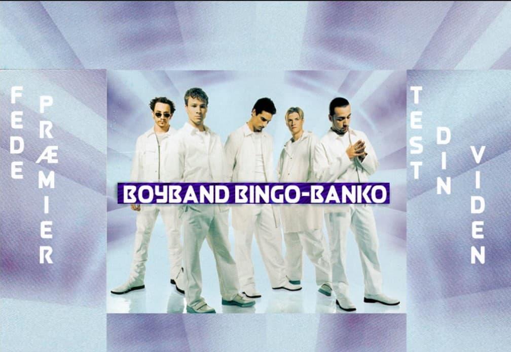 BOYBAND BINOG-BANKO