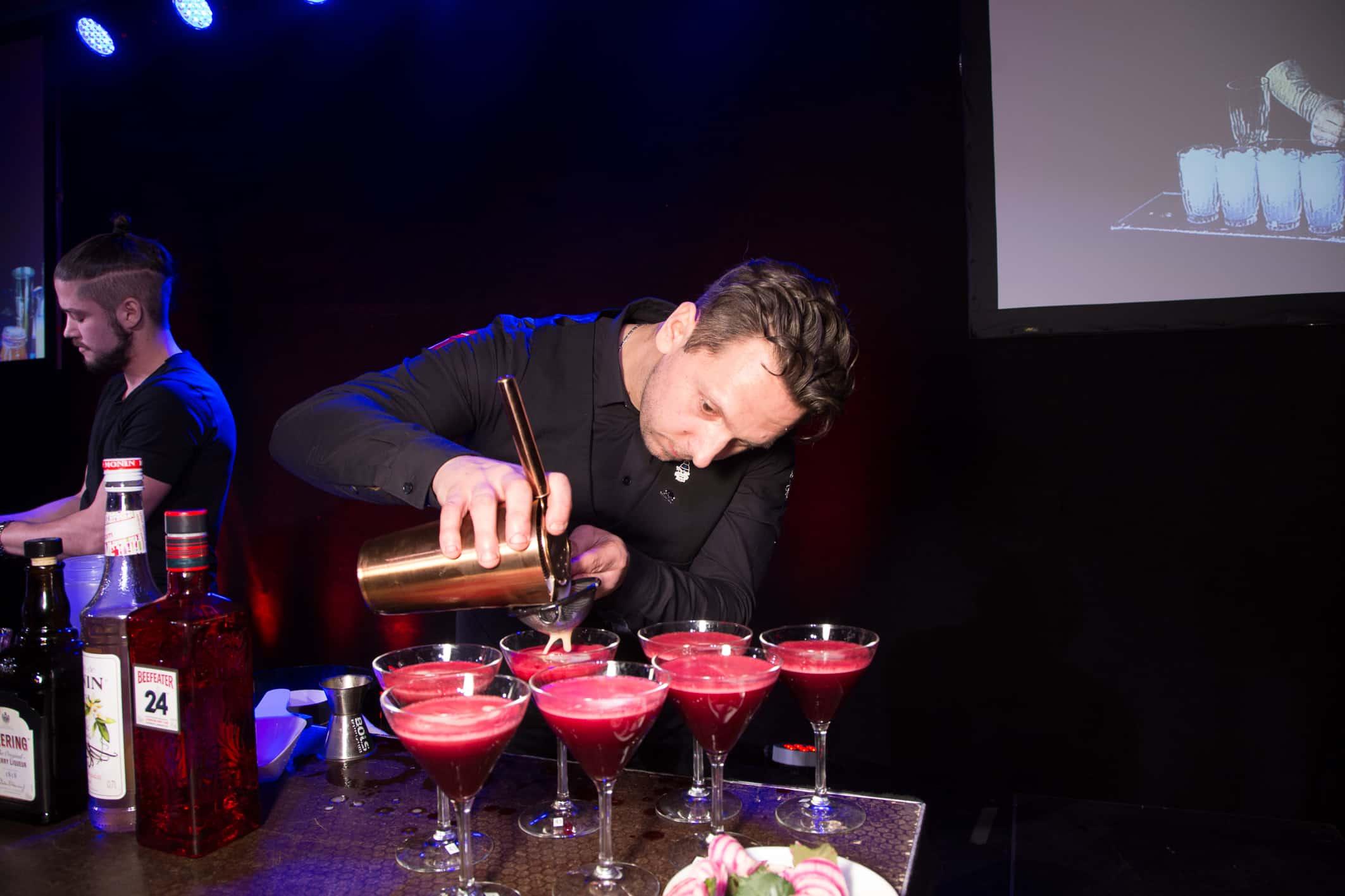 Klassisk Cocktail & Flair 2017 vinder