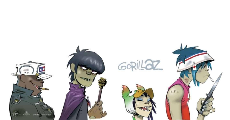 Fri fredag cinemateket gorillaz