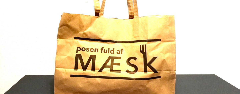 Mæsk take away – smagen af hjemmelavet mad