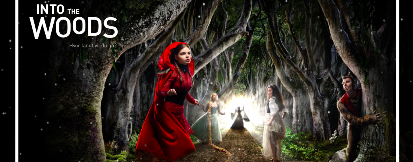 Anmeldelse: Into the Woods musical i Glassalen