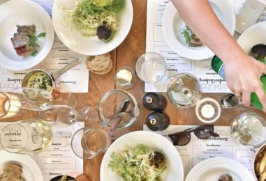 Disse restauranter har takeaway på Frederiksberg, Hellerup og Vanløse