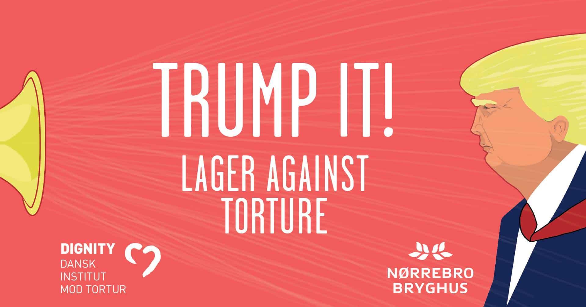 Trump it Dansk Institut mod Tortur