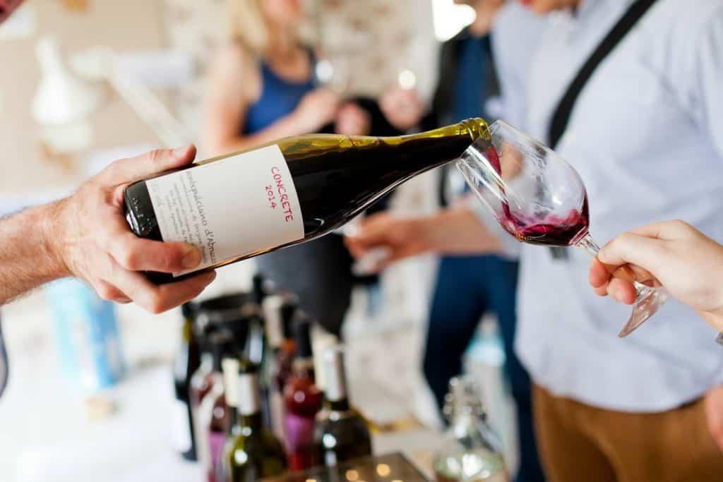 Vild vin festival