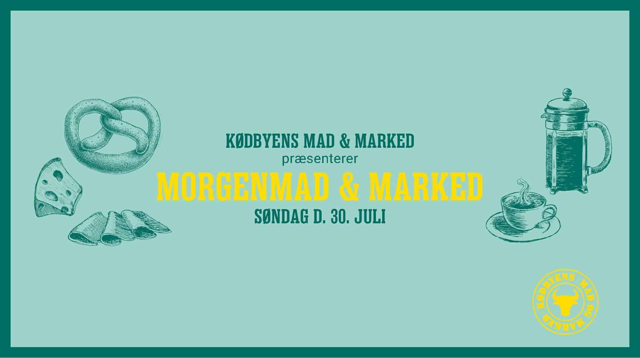 MORGENMAD OG MARKED