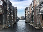 Arkitekturen i det nye Sydhavnen