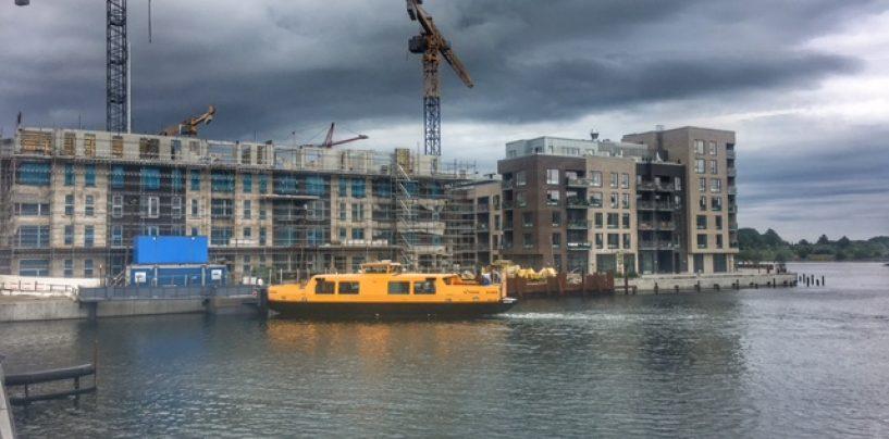 Arkitektgruppen om det nye Sydhavnen