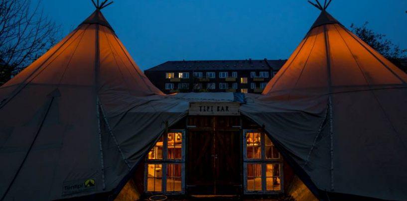 """Verdenshjørnet fyrer op under """"Fredspibe Fredage""""-arrangementer på Nørrebro"""