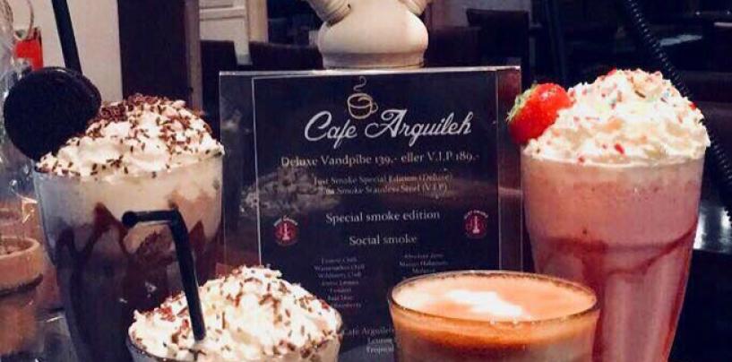Café Arguileh – Københavns bedste vandpibecafé