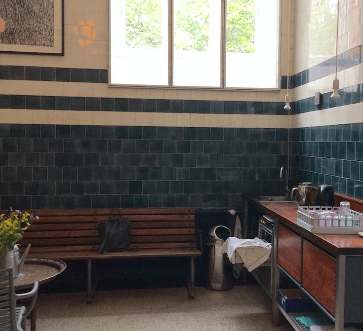 Sofiebadet på Christianshavn