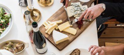 5 ostepushere til din jule- og nytårsost