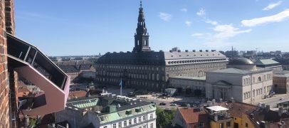 Nikolaj Kunsthal: Københavns højeste udstillilngsrum