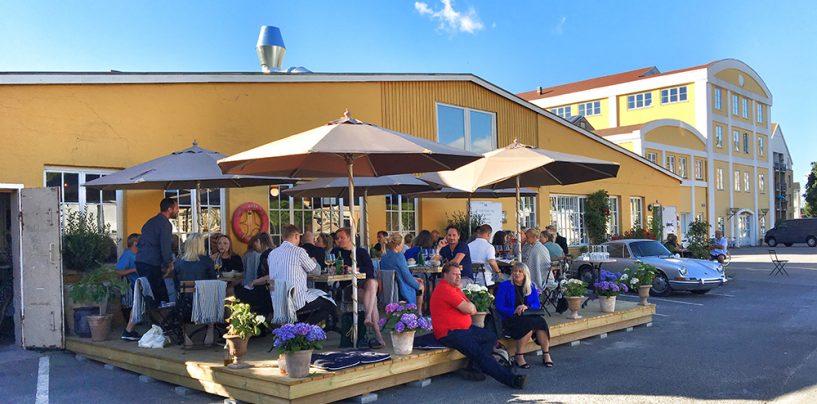 Aperolterrasse og italienske lækkerier på Christianshavn