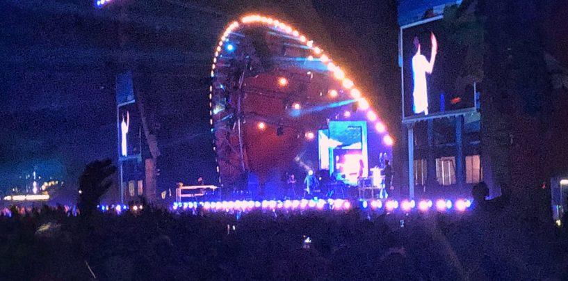 Stor skuffelse og kæmpe eufori på Roskilde Festival