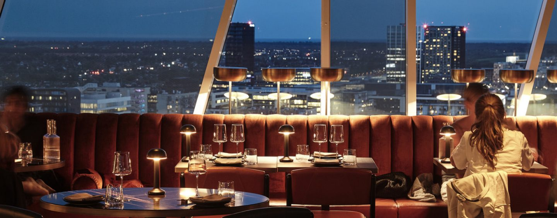Ny sky bar og restaurant i København: Sukaiba