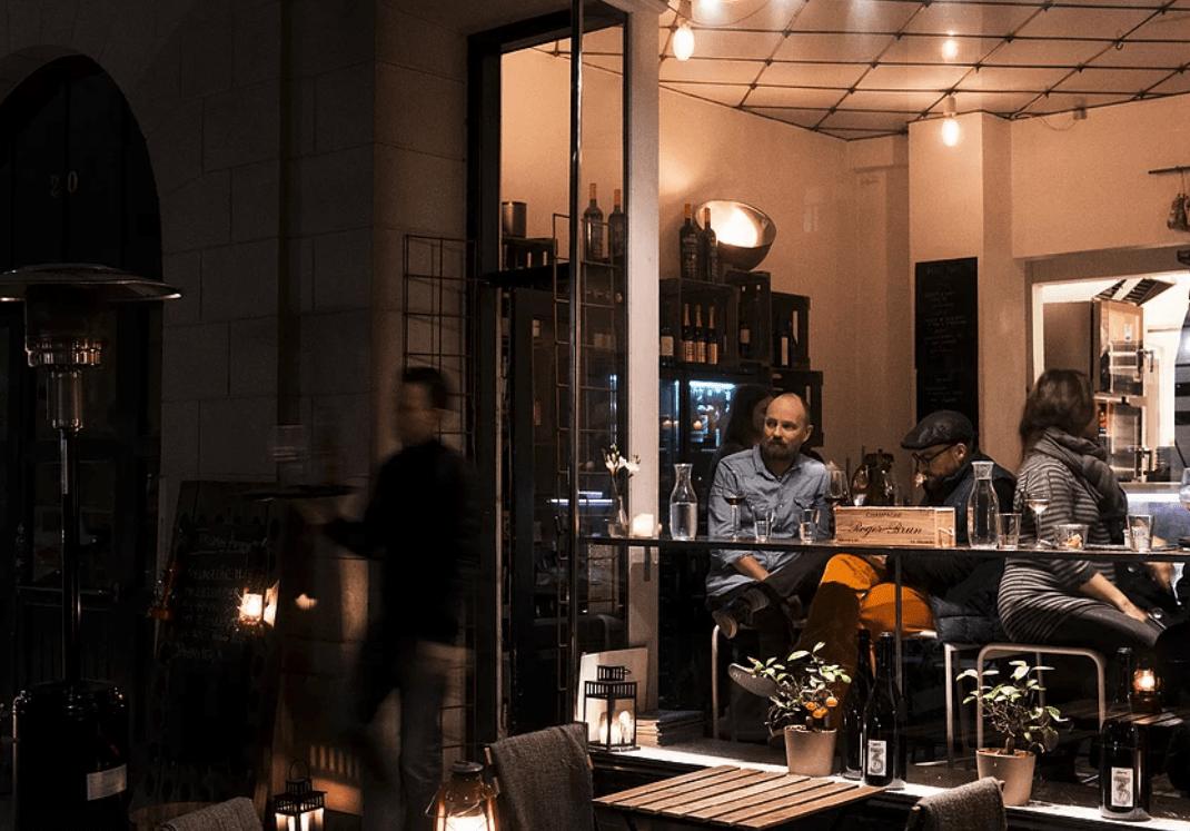Restaurant 20A