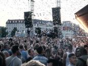 Distortion gadefest dag 1: Nørrebro