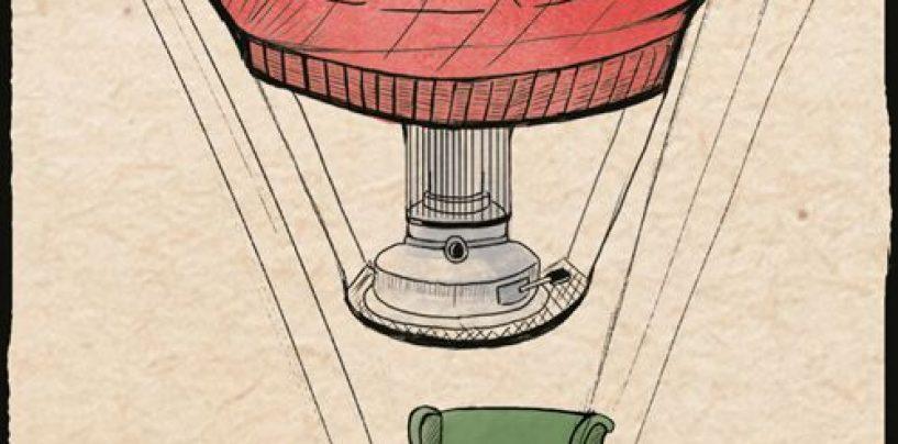 Anmeldelse: Projekt Luftballon af Jes Buster Madsen