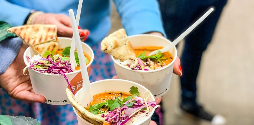 Roskilde Festival 2019: Vegan Food Tour