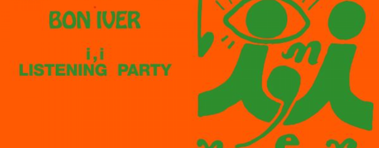Kom til lytte-fest med Bon Ivers nye album